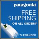 Patagonia Free Shipping