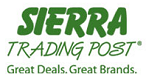 35-70% savings  at Sierra Trading Post