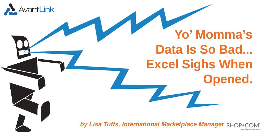 Yo' Momma's data