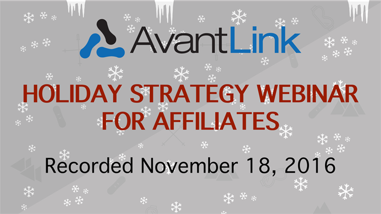 optimize your website for the holidays