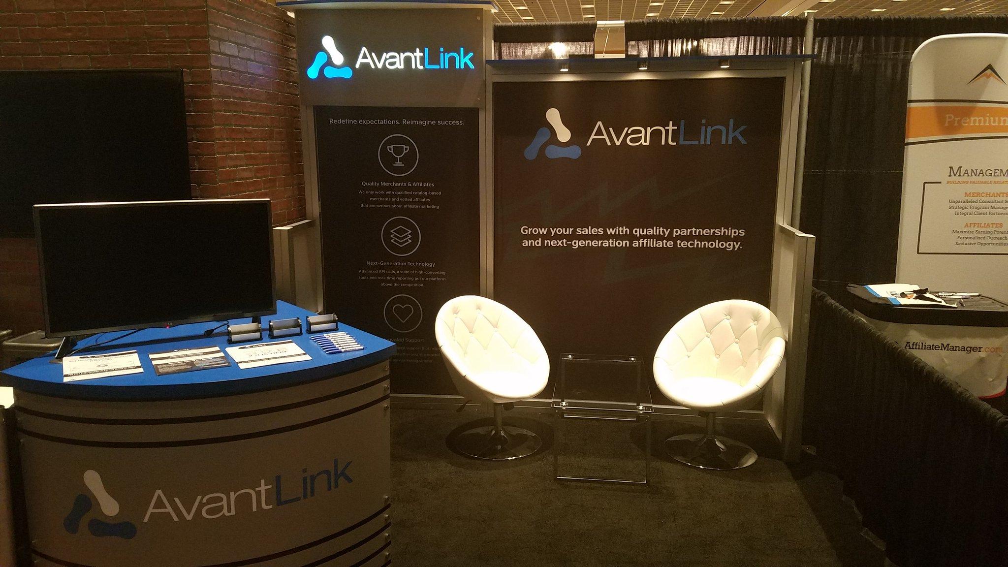 AvantLink at ASW 17