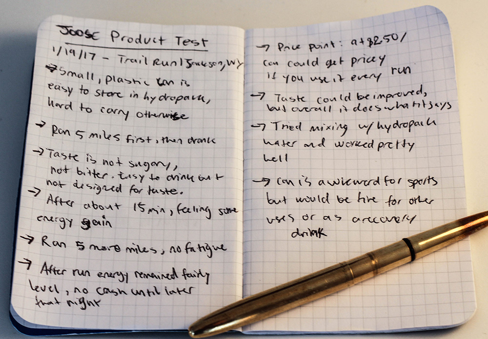 best product review checklist