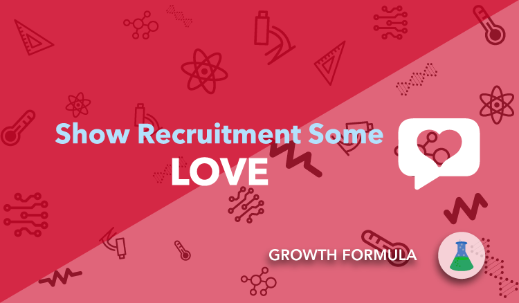 Show Recruitment Some Love this Valentine's Day