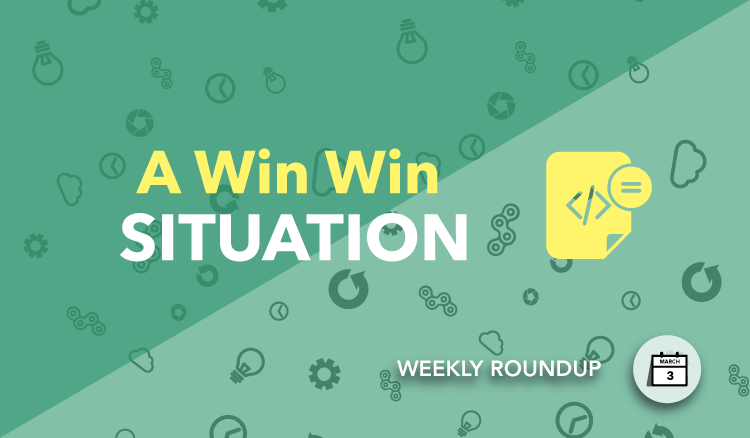 A win win for the affiliate marketing community