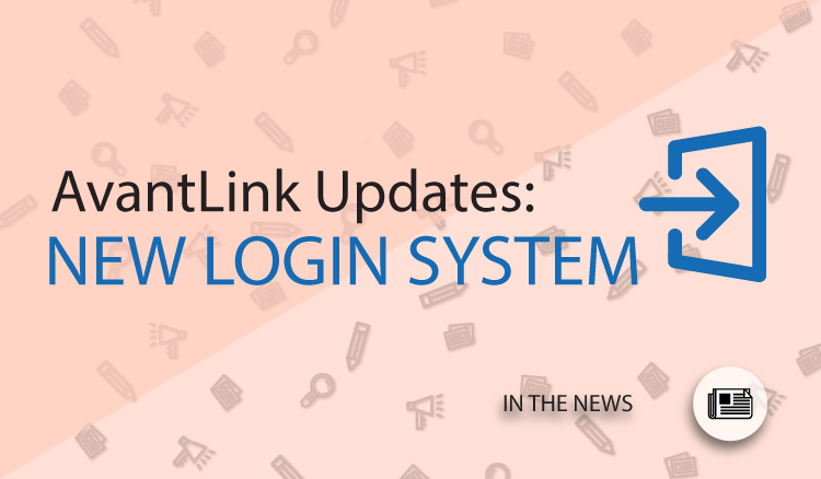 New Login System on AvantLink