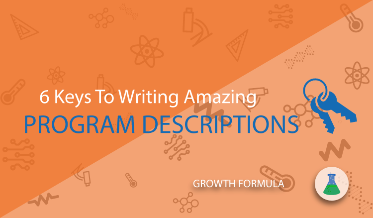 six-keys-to-writing-amazing-program-descriptions