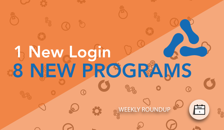 1 New AvantLink Login & 8 New Programs
