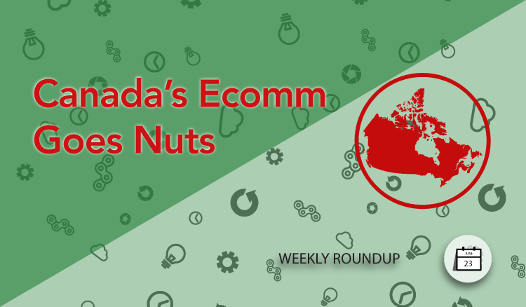 Canada's Ecomm Goes Nuts