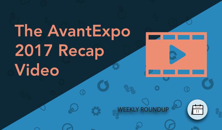 AvantExpo 2017 Recap Video