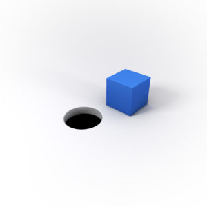 """To quote the old adage, """"you can't fit a square peg into a round hole."""""""