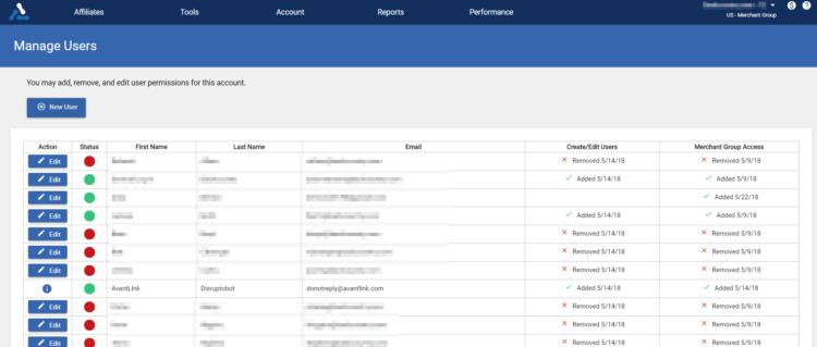 Merchant Account Overview